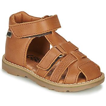 Παπούτσια Αγόρι Σανδάλια / Πέδιλα GBB MITRI Brown