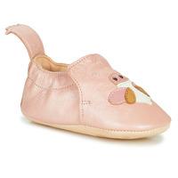 Παπούτσια Κορίτσι Παντόφλες Easy Peasy BLUMOO ABEILLE Ροζ
