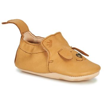 Παπούτσια Παιδί Παντόφλες Easy Peasy BLUMOO CHIEN Cognac
