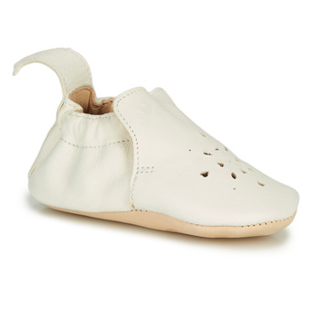 Παπούτσια Κορίτσι Παντόφλες Easy Peasy BLUMOO PERFOS Άσπρο