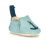 Παπούτσια Παιδί Παντόφλες Easy Peasy BLUMOO ANCRE Δέρμα