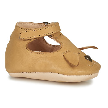 Παπούτσια Παιδί Παντόφλες Easy Peasy LOULOU CHIEN Brown