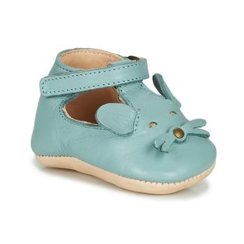 Παπούτσια Παιδί Παντόφλες Easy Peasy LOULOU MOUSE Μπλέ