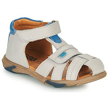 Παπούτσια Αγόρι Σανδάλια / Πέδιλα GBB NUVIO Grey