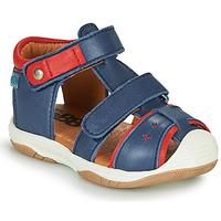 Παπούτσια Αγόρι Σανδάλια / Πέδιλα GBB EUZAK Μπλέ