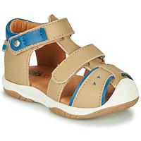 Παπούτσια Αγόρι Σανδάλια / Πέδιλα GBB EUZAK Beige