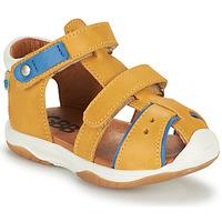 Παπούτσια Αγόρι Σανδάλια / Πέδιλα GBB EUZAK Yellow
