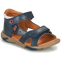 Παπούτσια Αγόρι Σανδάλια / Πέδιλα GBB OBELO Μπλέ