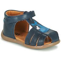 Παπούτσια Αγόρι Σανδάλια / Πέδιλα GBB IROKO Μπλέ