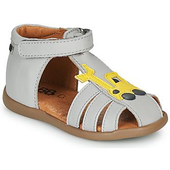 Παπούτσια Αγόρι Σανδάλια / Πέδιλα GBB TULIO Grey