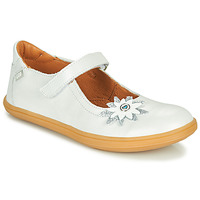 Παπούτσια Κορίτσι Μπαλαρίνες GBB FANETTA Άσπρο