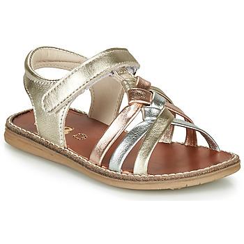 Παπούτσια Κορίτσι Σανδάλια / Πέδιλα GBB SUMY Gold