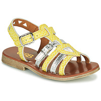 Παπούτσια Κορίτσι Σανδάλια / Πέδιλα GBB FANNI Yellow