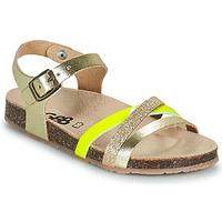 Παπούτσια Κορίτσι Σανδάλια / Πέδιλα GBB LULUNE Gold