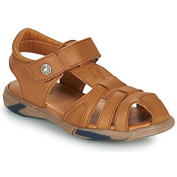 Παπούτσια Αγόρι Σανδάλια / Πέδιλα GBB LUCA Brown