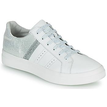 Παπούτσια Κορίτσι Χαμηλά Sneakers GBB DANINA Άσπρο