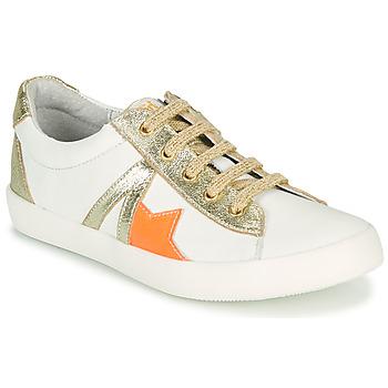 Xαμηλά Sneakers GBB DANNI ΣΤΕΛΕΧΟΣ: & ΕΠΕΝΔΥΣΗ: Δέρμα & ΕΣ. ΣΟΛΑ: Δέρμα & ΕΞ. ΣΟΛΑ: Καουτσούκ