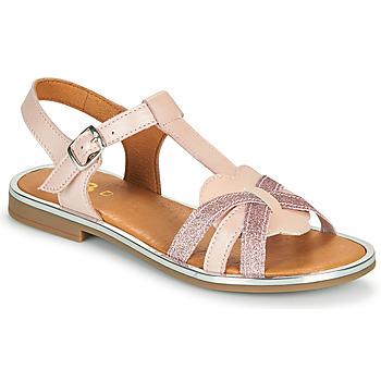 Παπούτσια Κορίτσι Σανδάλια / Πέδιλα GBB EGEA Ροζ