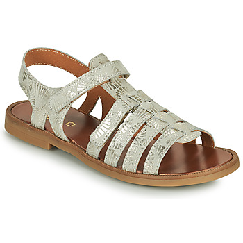Παπούτσια Κορίτσι Σανδάλια / Πέδιλα GBB KATAGAMI Beige / Gold