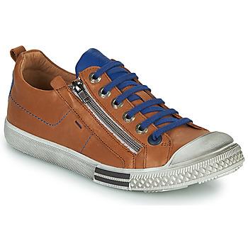 Παπούτσια Αγόρι Χαμηλά Sneakers GBB STELLIO Brown