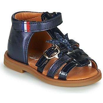 Παπούτσια Κορίτσι Σανδάλια / Πέδιλα GBB PAULETTE Marine