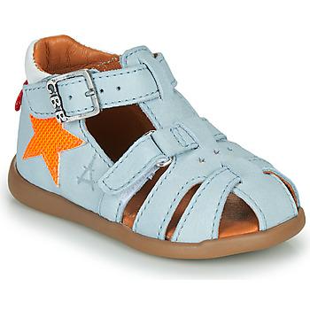 Παπούτσια Αγόρι Σανδάλια / Πέδιλα GBB MARIUS Μπλέ