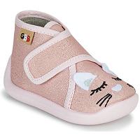 Παπούτσια Κορίτσι Παντόφλες GBB APODIE Ροζ