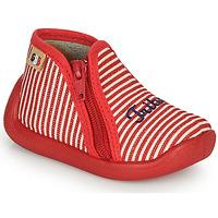 Παπούτσια Κορίτσι Παντόφλες GBB APOLA Red
