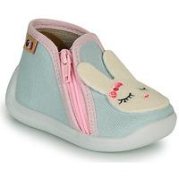 Παπούτσια Κορίτσι Παντόφλες GBB APOLA Μπλέ