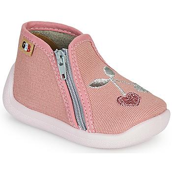 Παπούτσια Κορίτσι Παντόφλες GBB APOLA Ροζ