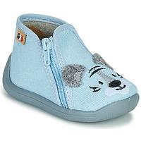 Παπούτσια Κορίτσι Παντόφλες GBB APOMO Μπλέ