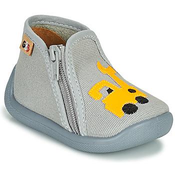 Παπούτσια Κορίτσι Παντόφλες GBB APOMO Grey