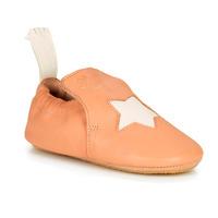 Παπούτσια Παιδί Παντόφλες Easy Peasy BLUBLU ETOILE MOU PEACH-BLANC MOU/PATIN