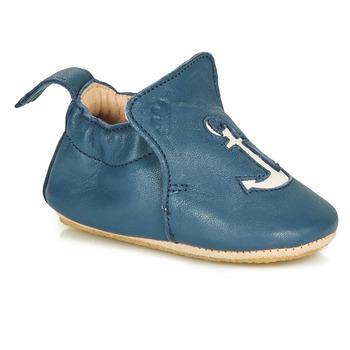 Παπούτσια Παιδί Παντόφλες Easy Peasy BLUBLU ANCRE Μπλέ