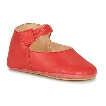 Παπούτσια Κορίτσι Παντόφλες Easy Peasy BLUBLU DANCE Red