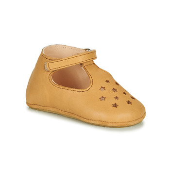 Παπούτσια Παιδί Παντόφλες Easy Peasy LILLOP Cognac