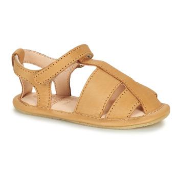 Παπούτσια Παιδί Παντόφλες Easy Peasy NOBLU Brown