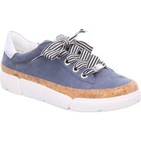Παπούτσια Γυναίκα Χαμηλά Sneakers Ara Rome Highsoft Flats Blue