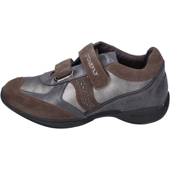 Xαμηλά Sneakers Stonefly sneakers pelle camoscio
