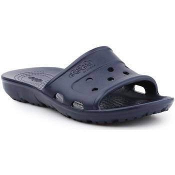 Παπούτσια Τσόκαρα Crocs Jibbitz Presley Slide 202967-410 navy