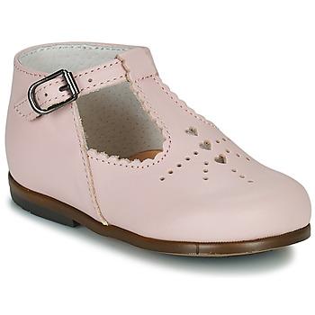 Παπούτσια Κορίτσι Μπαλαρίνες Little Mary FLORIANE Ροζ