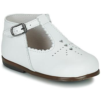 Παπούτσια Κορίτσι Μπαλαρίνες Little Mary FLORIANE Άσπρο