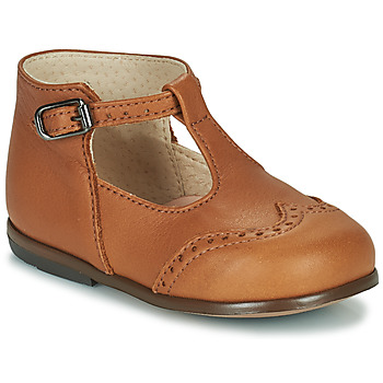 Παπούτσια Κορίτσι Μπαλαρίνες Little Mary FRANCOIS Brown