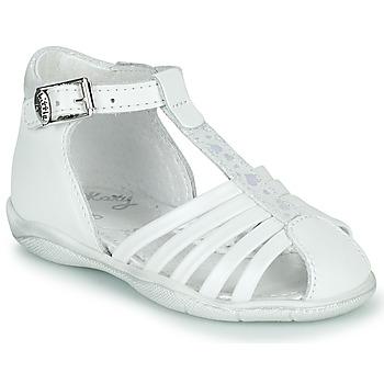 Παπούτσια Κορίτσι Σανδάλια / Πέδιλα Little Mary VOLGA Άσπρο