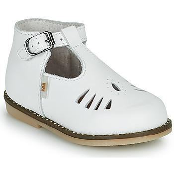Παπούτσια Κορίτσι Ψηλά Sneakers Little Mary SURPRISE Άσπρο