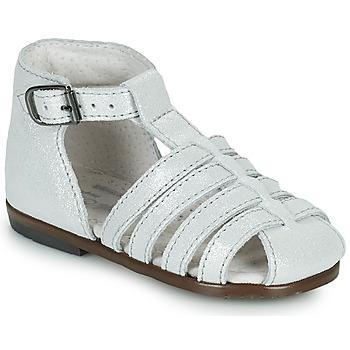 Παπούτσια Κορίτσι Σανδάλια / Πέδιλα Little Mary JULES Silver