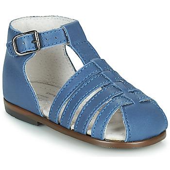 Παπούτσια Κορίτσι Σανδάλια / Πέδιλα Little Mary JULES Μπλέ