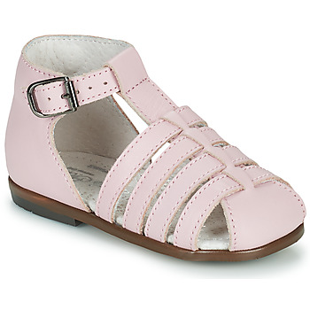 Παπούτσια Κορίτσι Σανδάλια / Πέδιλα Little Mary JULES Ροζ