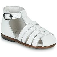 Παπούτσια Κορίτσι Σανδάλια / Πέδιλα Little Mary JULES Άσπρο