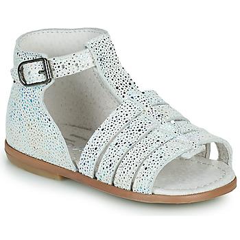 Παπούτσια Κορίτσι Σανδάλια / Πέδιλα Little Mary HOSMOSE Grey